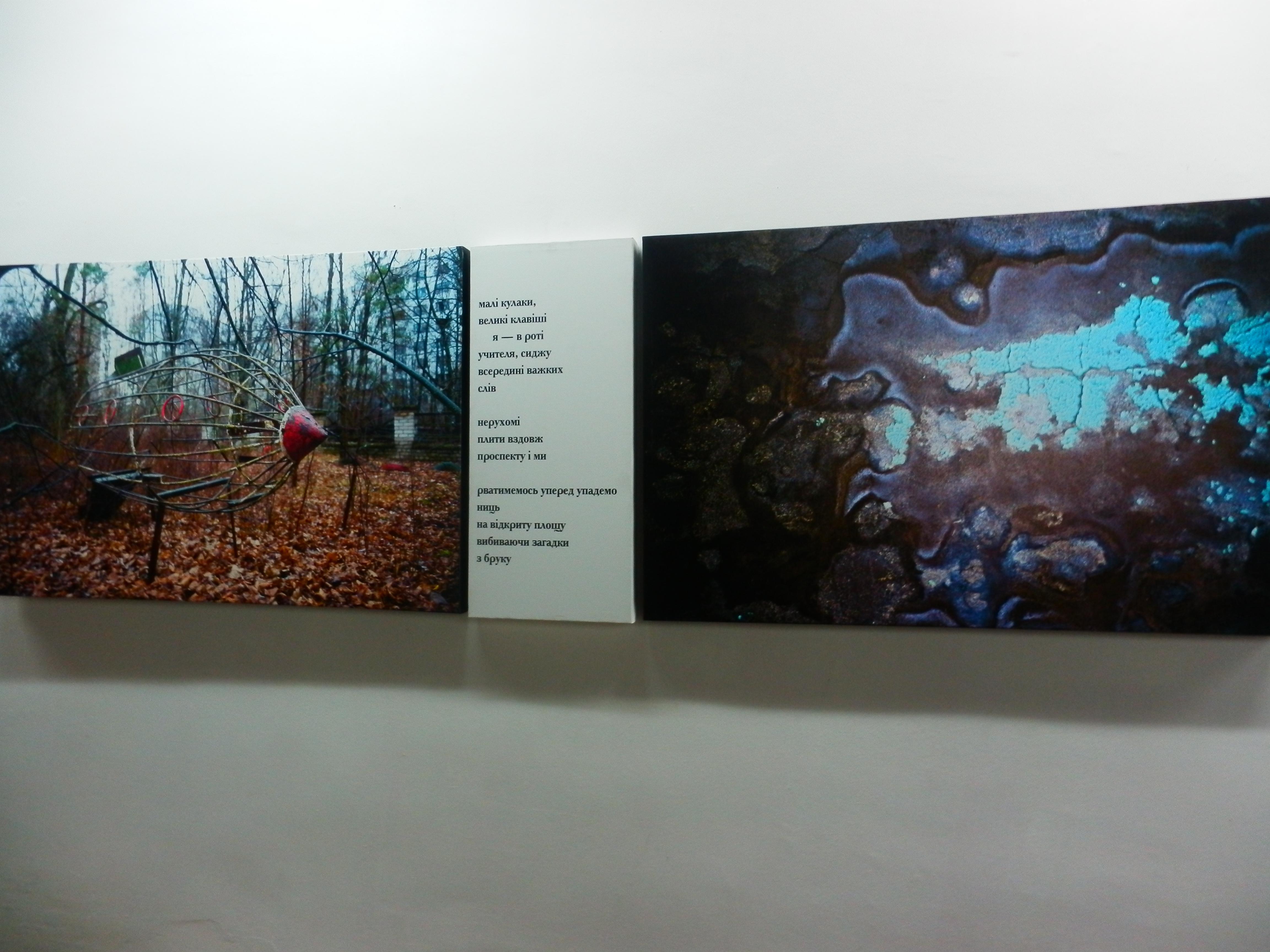 «Дзиг'а», галерея. Види з фотовиставки «Project Pripyat».