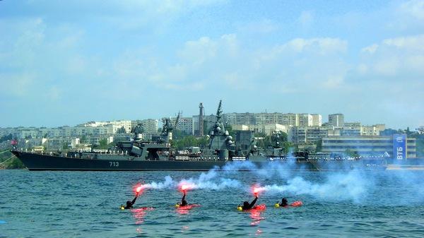 Демонстрация боевых возможностей. Фото: Алла Лавриненко/The Epoch Times Украина