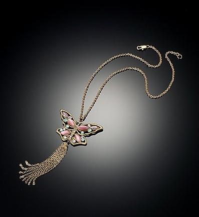 Намиста й сережки з океанічної мушлі. Фото з epochtimes.com