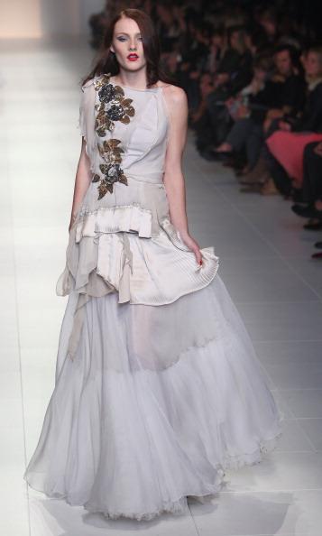 Тони Мачишевски (Toni Maticevski) на ежегодном фестивале моды L'Oreal 2011 в Мельбурне: день 5. Фото: Marianna Massey/Getty Images
