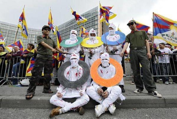 Акция протеста в Бельгии. 8 августа. Мельбурн. Фото: GETTY IMAGES