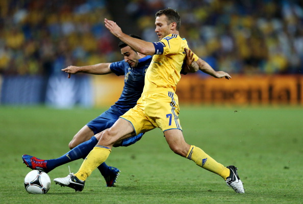 Україна - Франція Фото: Julian Finney, Ian Walton /Getty Images Sport