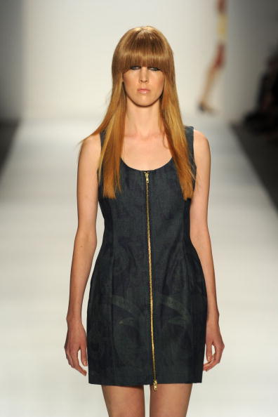 Презентація колекції Ivanahelsinki Весна 2011 на Тижні моди Mercedes-benz у Нью-Йорку. Фото Frazer Harrison/getty Images for IMG.