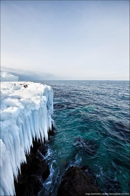 Майже Арктика... Фото: aquatek-filips.livejournal.com