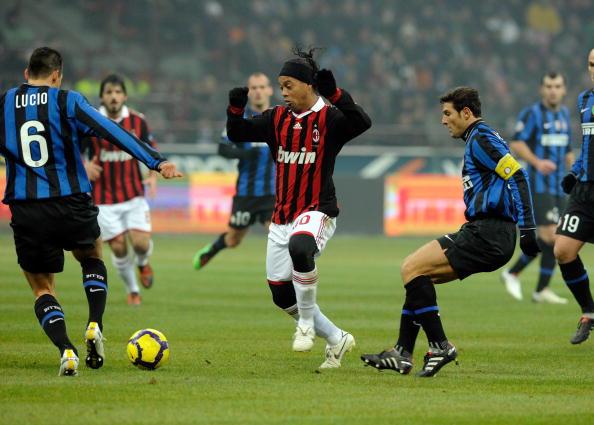 'Интер' – 'Милан' фото:Michael Steele,Claudio Villa /Getty Images Sport
