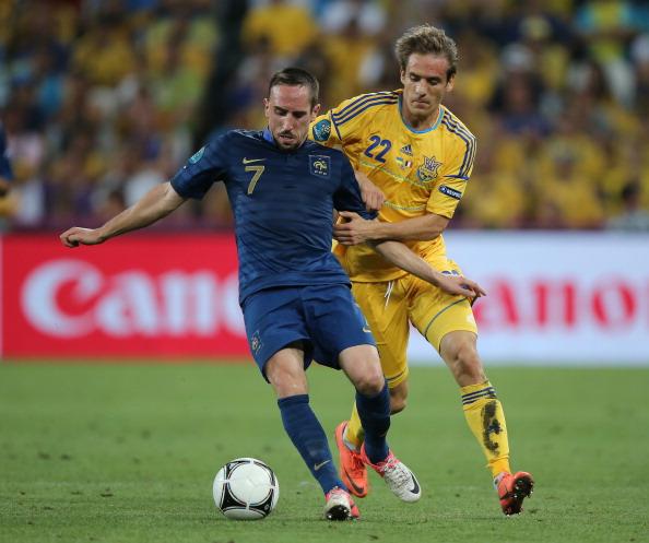 Україна - Франція Фото: Julian Finney, Ian Walton /Getty Images Sport