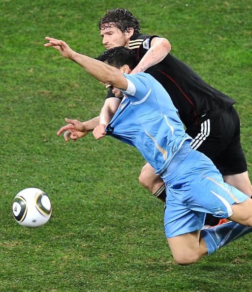 УРУГВАЙ - НІМЕЧЧИНА Фото:Lars Baron, Jamie McDonald /Getty Images Sport