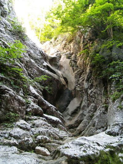 Большой каньон Крыма. Фото: Светлана Воронина