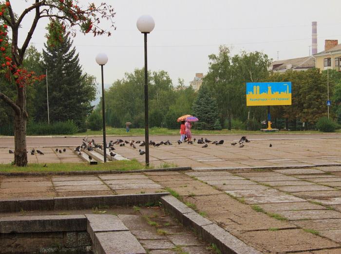 Летний дождик. Фото: Ирина Рудская