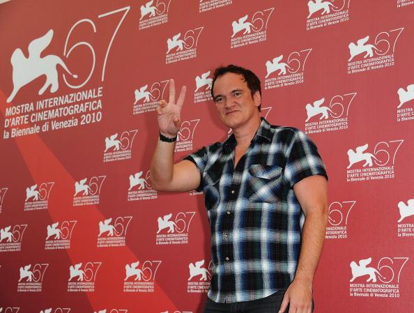 Кращі на 67-му Венеціанському кінофестивалі. Голова журі кінофестивалю американський режисер Квентін Тарантіно (Quentin Tarantino). Фоторепортаж. Фото: Gareth Cattermole/Andreas Rentz/Pascal Le Segretain/Getty Images
