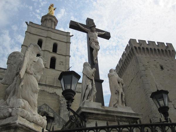Собор Нотр-Дам де Дом, Avignon, FRANCE. Фото: Ирина Лаврентьева/Великая Эпоха