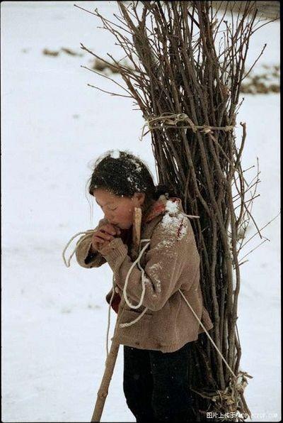 Дети из бедных районов Китая. Фото с epochtimes.com