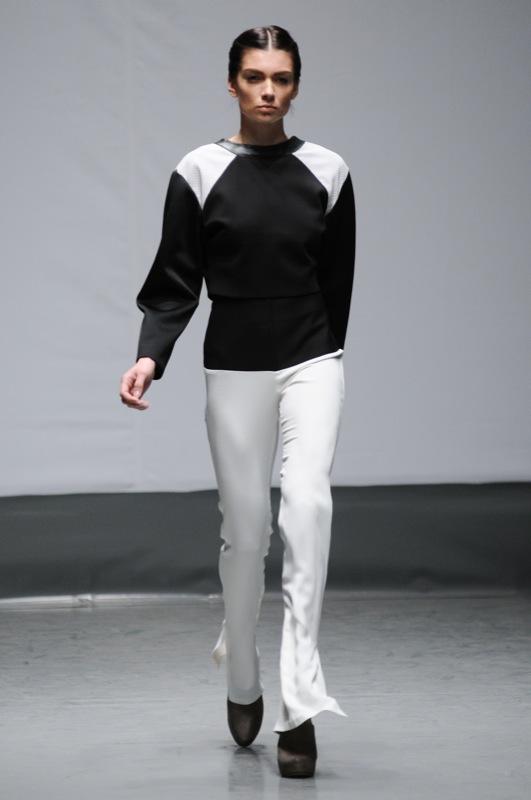 Показ ANTON BELINSKIY/ MARCHI на Mercedes Benz Kiev Fashion Days. Фото: Владимир Бородин/The Epoch Times Украина