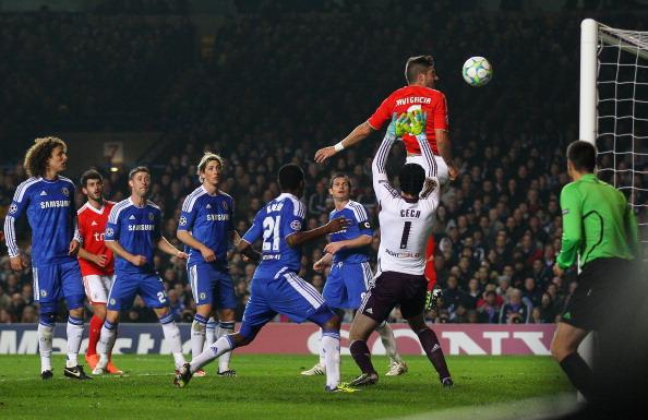 Челси — Бенфика Фото: Clive Rose, Warren Little /Getty Images Sport