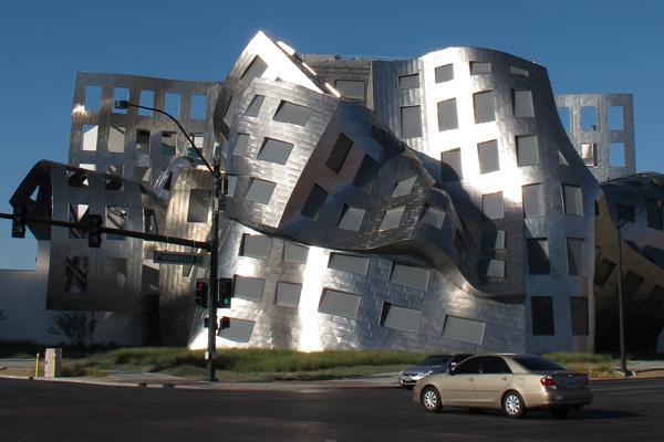 Центр здоров'я мозку імені Лу Руво в Лас-Вегасі. Фото: MARK RALSTON / AFP / Getty Images