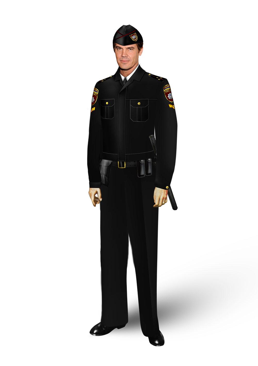 Нова військова форма. Фото надано виробничим концерном «Воєнторг ДіСі»