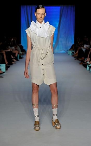 Колекція від Kate Sylvester на австралійському Тижні моди весна-літо 2010/11. Фото: Stefan Gosatti/getty Images