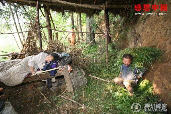 С годами всё труднее становится работать. Фото: Чжан Жэньцзе