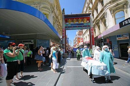 Вулицями Мельбурну. Фото: Чень Мін/Велика Епоха