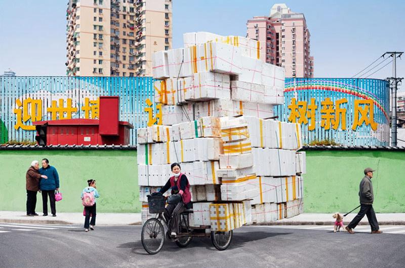 Сколько может перевезти велосипед. Фото: Alain Delorme/alaindelorme.com
