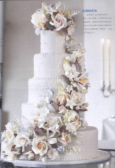 Великолепные свадебные торты. Фото с epochtimes.com