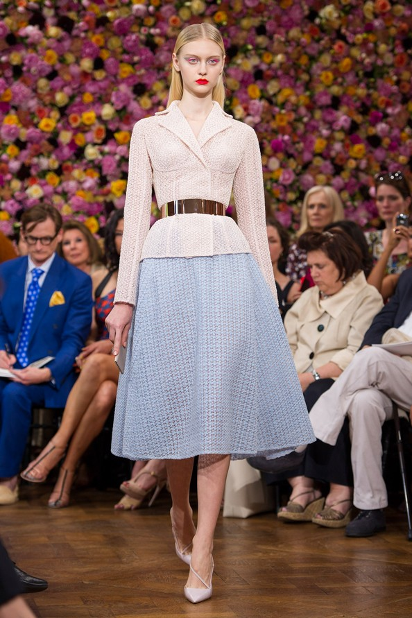 Модний будинок Dior представил креативный директор Раф Симонс (Raf Simons). Фото: Pascal Le Segretain/Getty Images