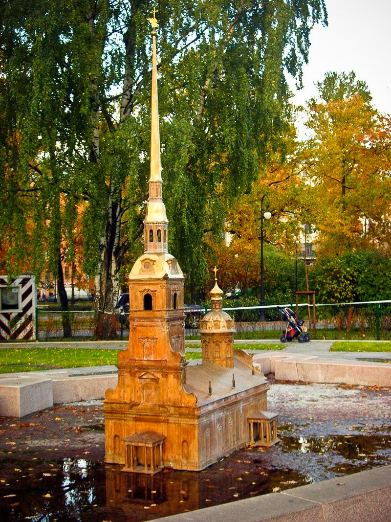 Петропавловский собор. Фото: Алла Лавриненко/The Epoch Times Украина