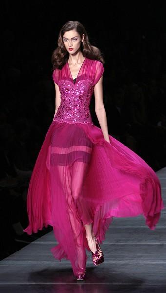 Модная коллекция Dior на Неделе моды в Париже. Фото: FRANCOIS GUILLOT/AFP/Getty Images