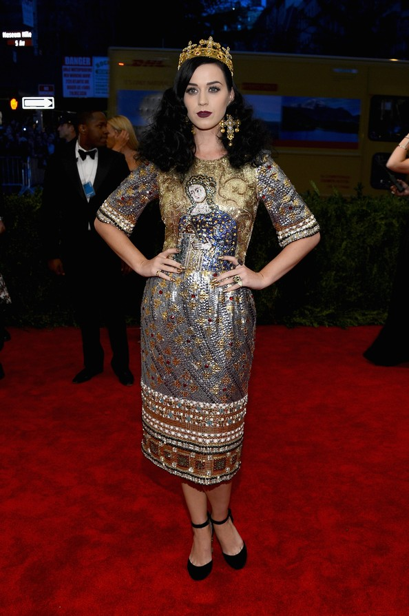 Американская певица Кэти Перри (Katy Perry). Фото: Larry Busacca/Getty Images