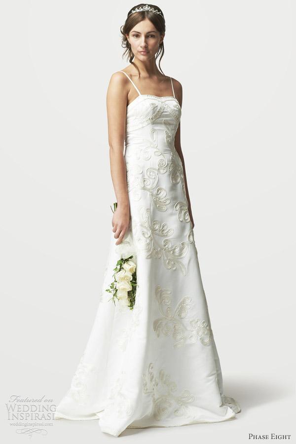 Весільні сукні від Phase Eight. Фото: weddinginspirasi.com