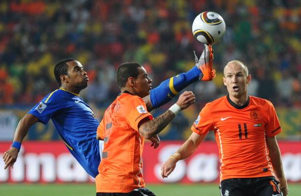 Голландія - Бразилія Фото: Richard Heathcote, Lars Baron /Getty Images Sport