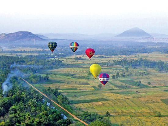 Фестиваль повітряних куль. Фото: The Beauty of Sri Lanka/Flickr