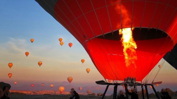 Готовий до польоту? Каппадокія, Туреччина. Фото: Isaac Cheong/travel.nationalgeographic.com
