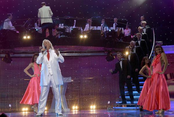 Илья Резник на награждении победителей общенациональной программы «Человек года 2008». Фото: Владимир Бородин/The Epoch Times