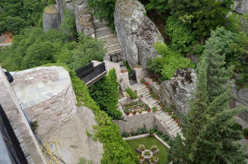 Метеора: небесные монастыри, одно из знаменитых достоппримечательностей Греции. Фото: Александр Григорьев