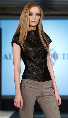 Алена Кочеткова. Sensual destination f/w 2010/11. Фото: flickr.com