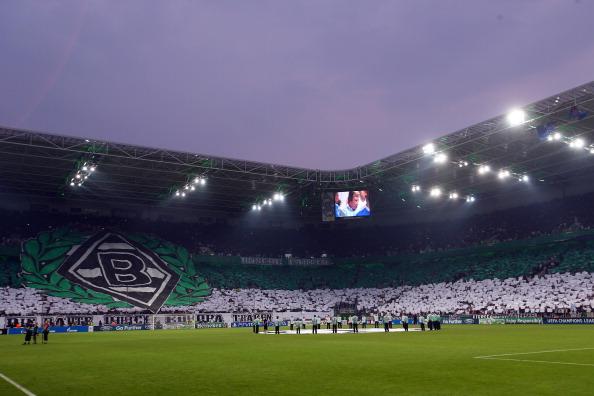 Боруссия М — Динамо Фото: Christof Koepsel /Getty Images Sport