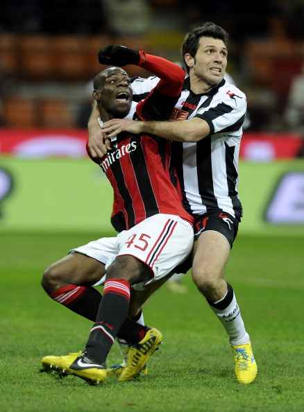 Мілан - Удінезе Фото: Claudio Villa /Getty Images Sport