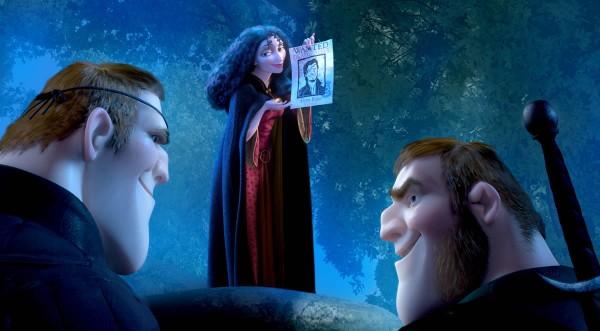 Кадр с мультфильма «Запутання истории». Фото: Walt Disney Pictures