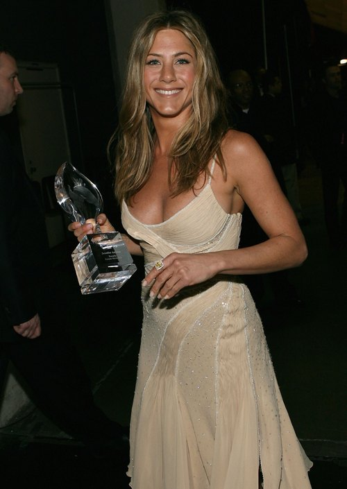 На 33-й щорічній церемонії вручення People's Choice Awards (Вибір року) в Лос-Анджелесі, 9 січня 2007 року. Фото: Michael Buckner/Getty Images for PCA