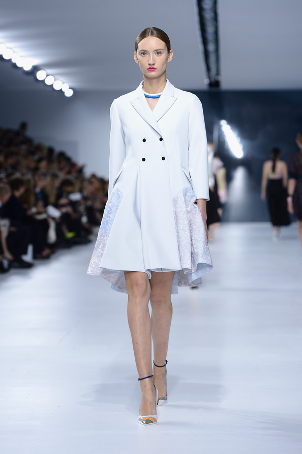 Круизная коллекция 2014 от Dior. Фото: Pascal Le Segretain/Getty Images for Dior