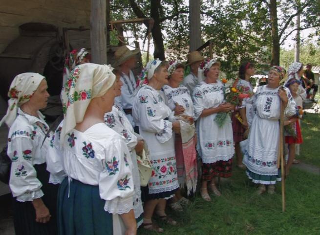 В Музее народной архитектуры и быта «Пирогово» состоится Праздник жатвы.Фото: Евгений Бгруг/NTD