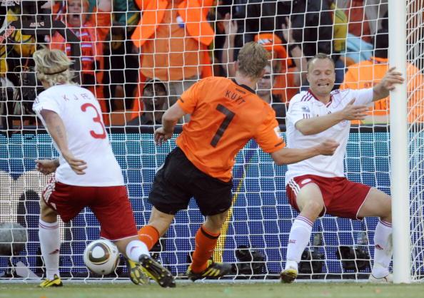 Голландія - Данія Ezra Shaw, Kevork Djansezian, Christof Koepsel /Getty Images Sport