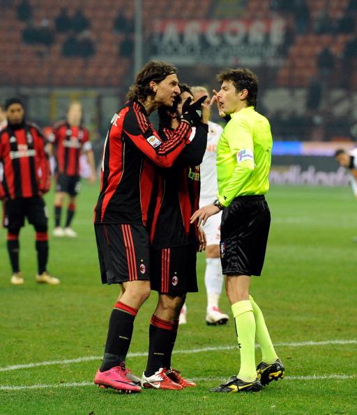 Мілан - Рома Фото: Getty Images Sport