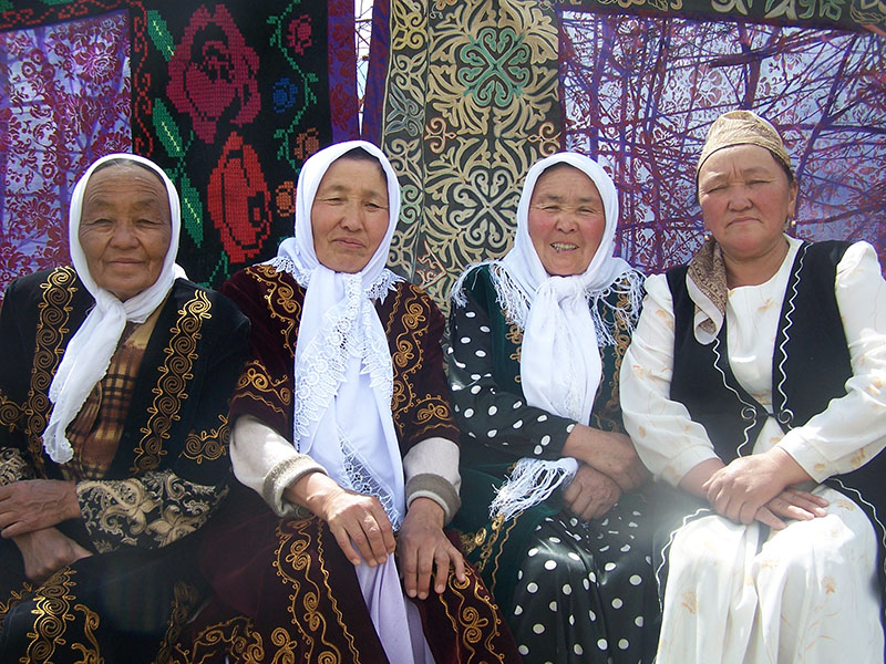 Самобутнє життя кочівників Киргизстану. Фото: Франсиско Гавілан