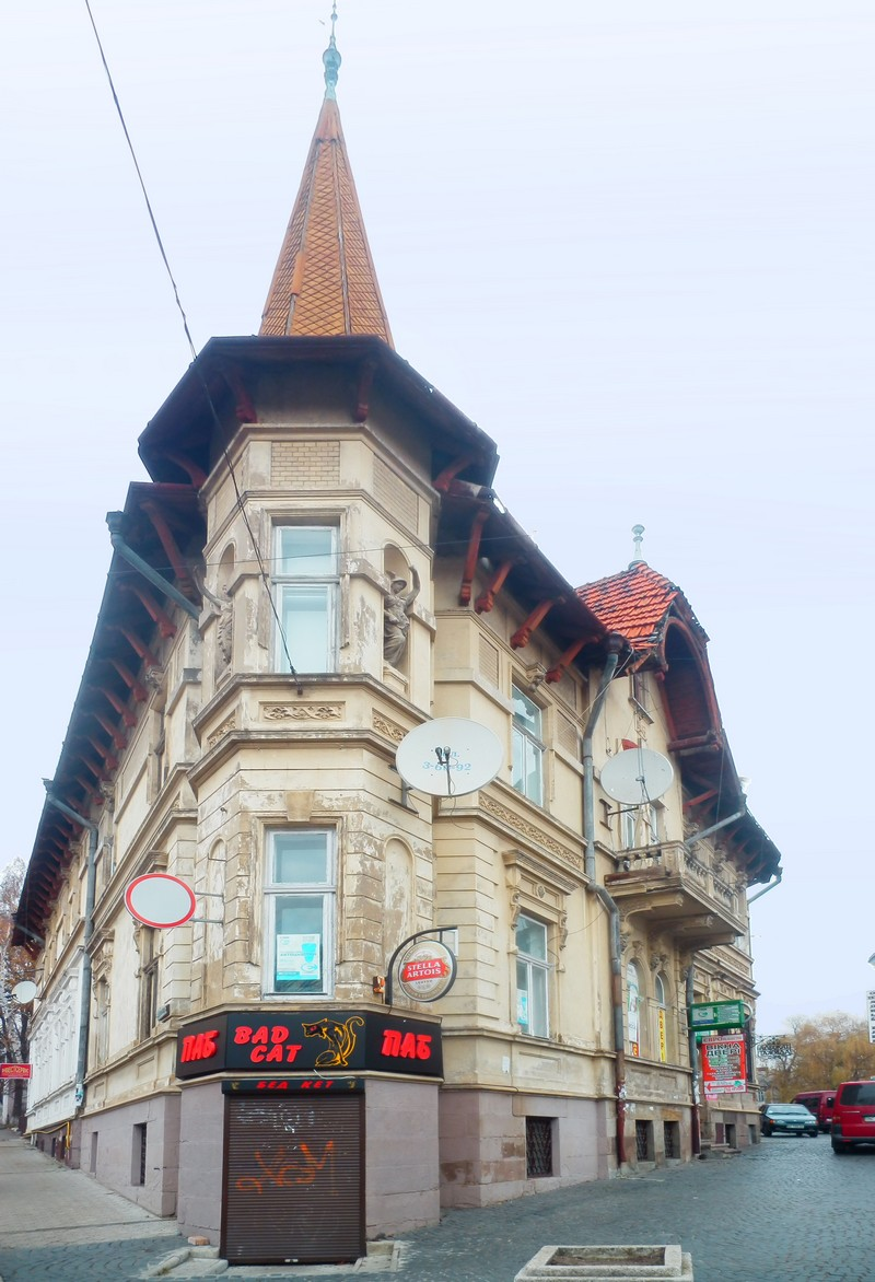 Дрогобыч. Фото: Виктор Гаврылив/Великая Эпоха