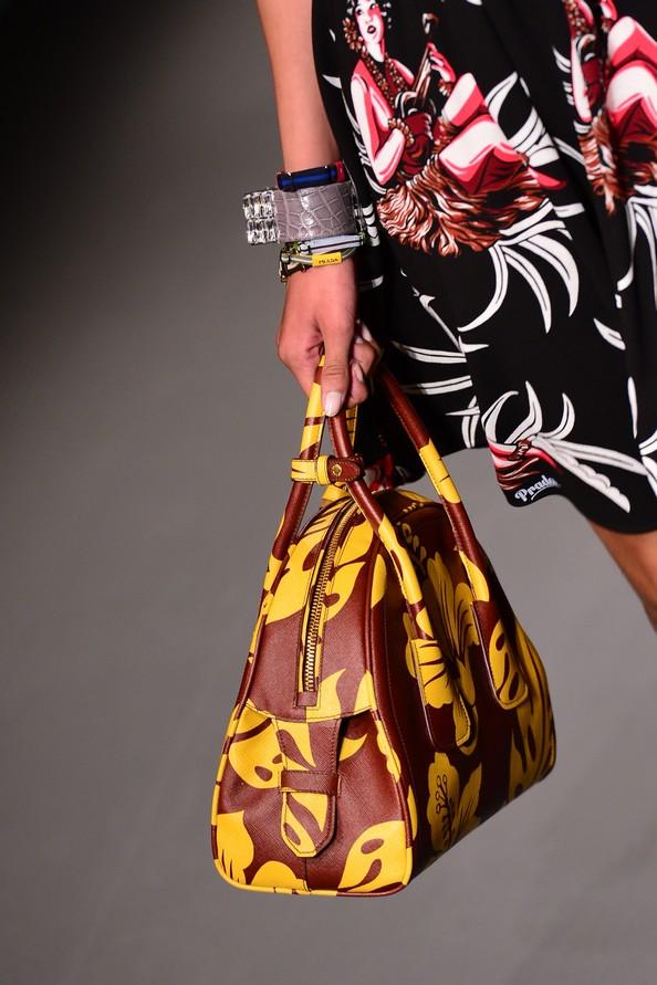 Prada Menswear на Міланському тижні чоловічої моди. Фото: GIUSEPPE CACACE/AFP/Getty Images