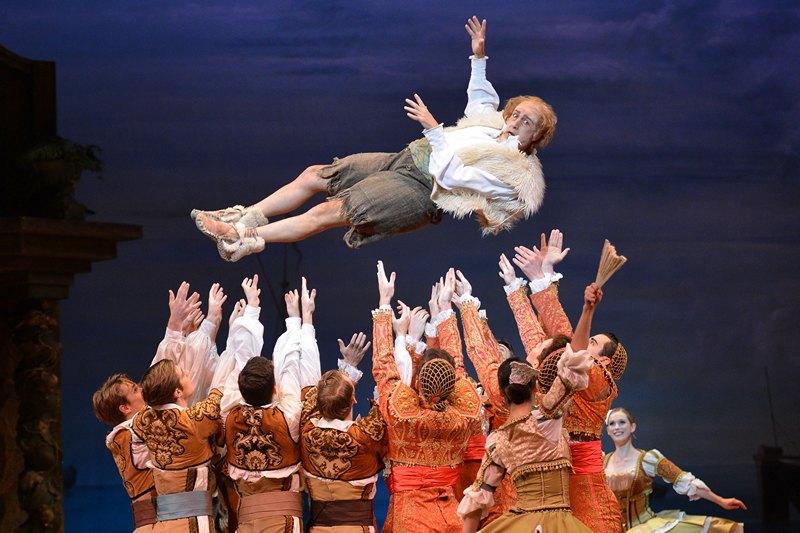 Мельбурн, Австралия, 14 марта. Государственный театр открыл сезон балетом «Дон Кихот». Фото: Vince Caligiuri/Getty Images