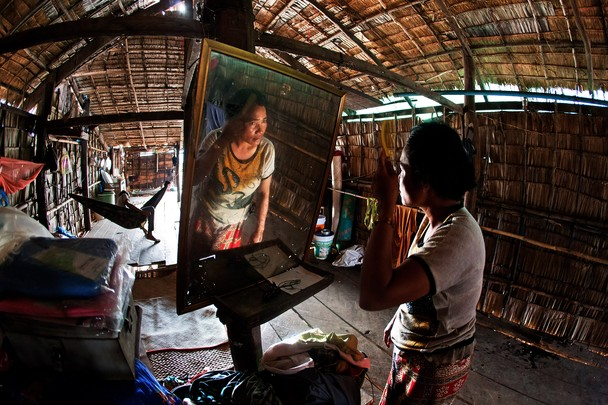 Мой старый дом. Уединённая деревня неподалёку от г. Сием-Рип, Камбоджа. Фото: Nick Ng Yeow Kee/travel.nationalgeographic.com