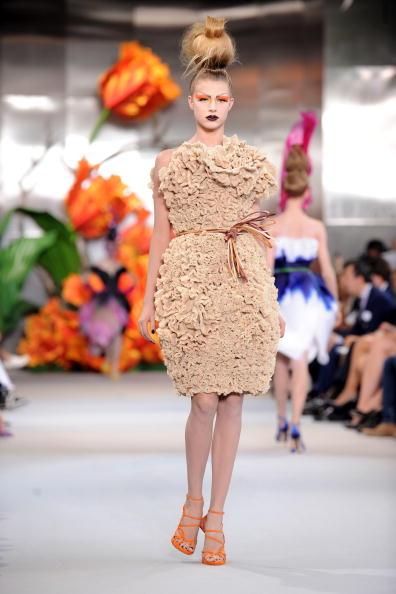 Показ Christian Dior Haute Couture на Тижні моди в Парижі. Фото: Pascal Le Segretain/getty Images